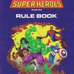 It's Clobberin' Time! TSR's Marvel Super Heroes Basic RPG