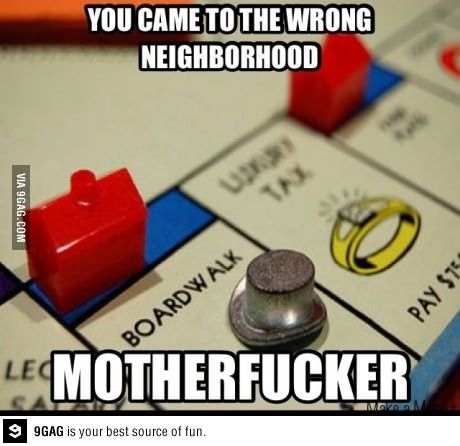 Rent rises, and hotels are built with no regard for health and safety regulations. | 21 Reasons Playing Monopoly Is A TerribleIdea