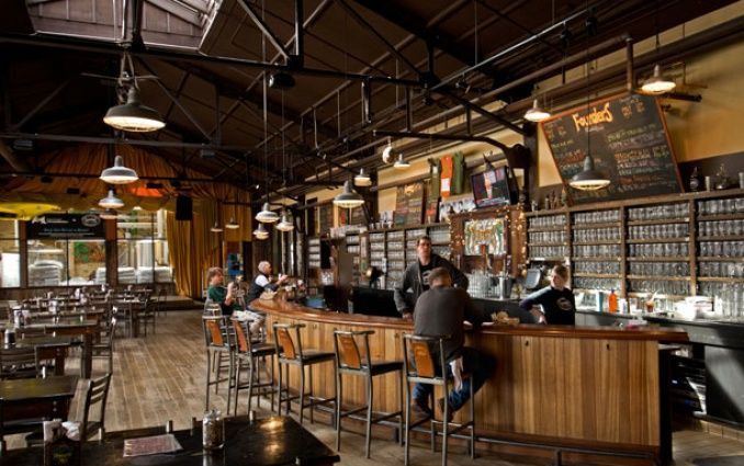 Founders Brewery- Grand Rapids, Mi On the list for 2015 craft beer stops!
