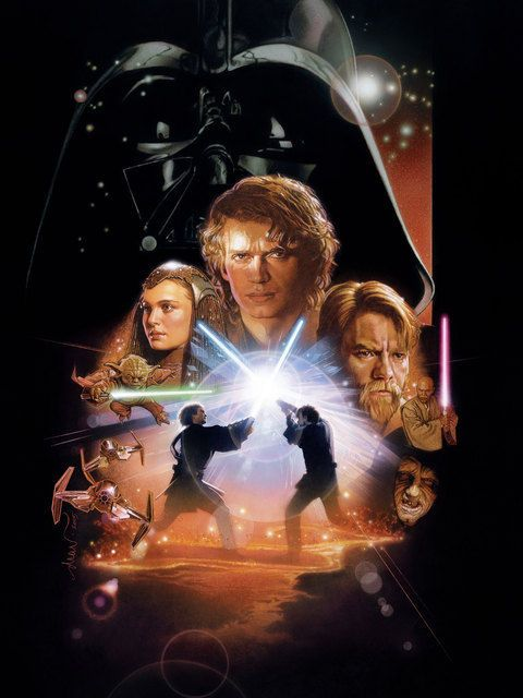 Star Wars: Episódio III A Vingança dos Sith