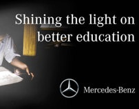 Mercedes-Benz CSI Billboards by Mandla Duka, via Behance