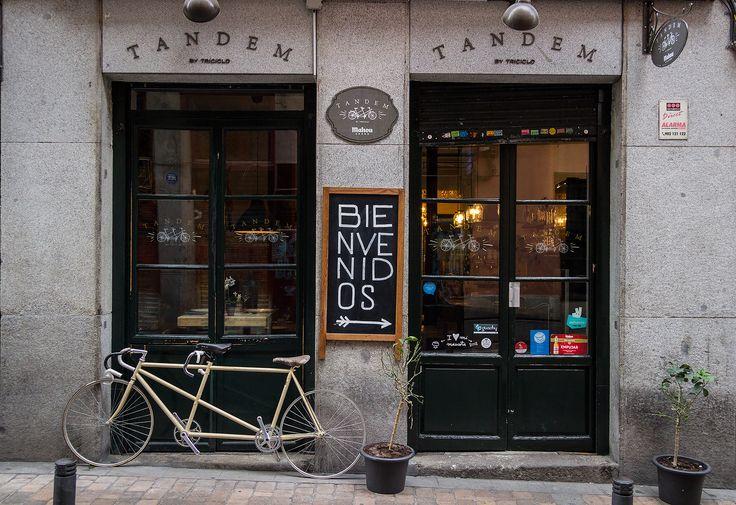 6 gode restauranter i Madrid - Tandem