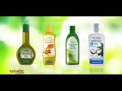 Patanjali Kesh KantiAmla Hair Oil brings life and vitality to hair turned dull and dry by chemical cleansers. For More Info  http://bit.ly/2xyRH31