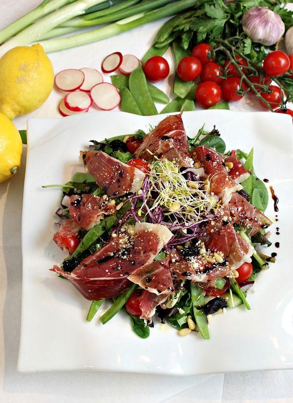 The Gourmet Market Salad