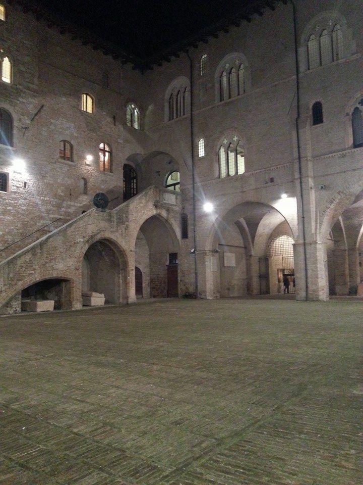 Palazzo Trinci - Foligno