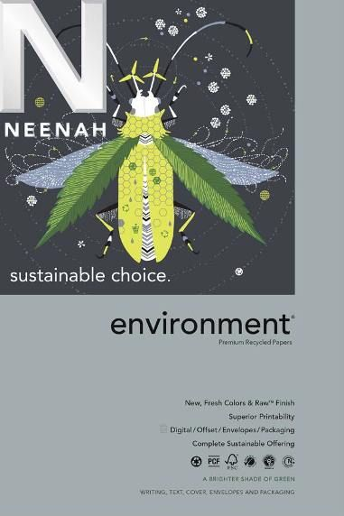 Environment Swatchbook Cover