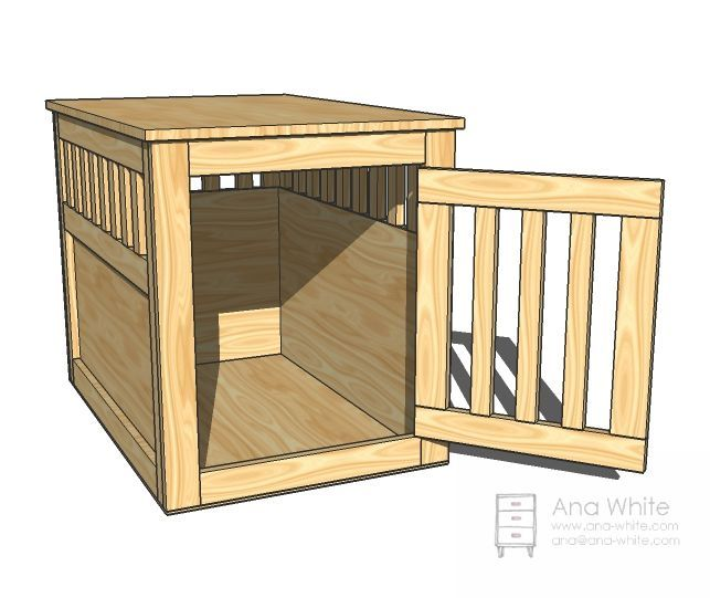 how to build a pet cage