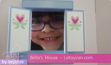 H146 Bella's House with furniture - Le Toy Van Reviewed by Cyrielle www.bejiines.fr