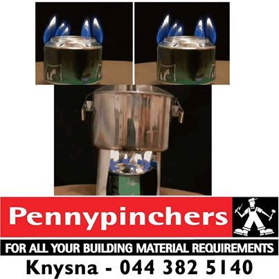 With a little bit of imagination and effort you can make your own stove out of a soda can. All you need are 2 soda cans, knife, piece of cloth and rubbing alcohol. Click here: http://on.fb.me/JQASrf