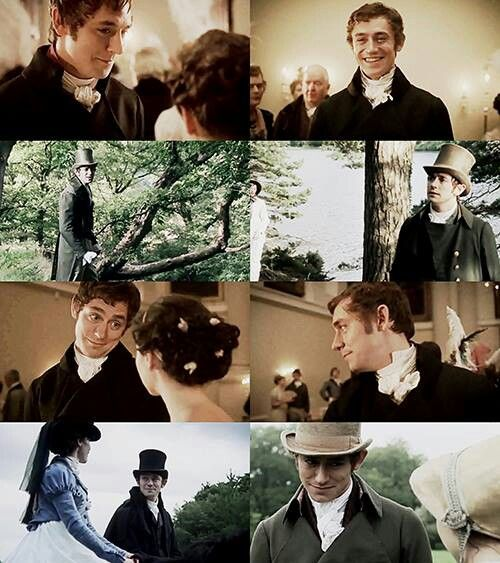 Northanger Abbey - Henry is the most adorable Austen fella