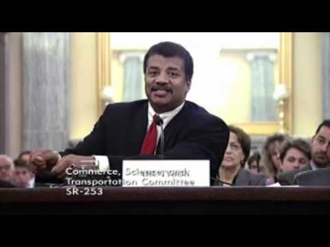 Wednesday, Astrophysicist Neil DeGrasse Tyson and NASA head Charles Bolden presented speeches on the importance of science funding in our country to the U.S. Senate Committee of Science. Only 4 out of the 25 members of the Senate Science Committee even bothered to show up.