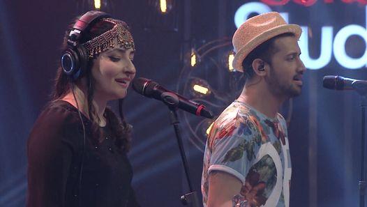 Gul Panrra & Atif Aslam, Man Aamadeh Am, Coke Studio Season 8, Episode 3  #CokeStudio8  Produced by Strings