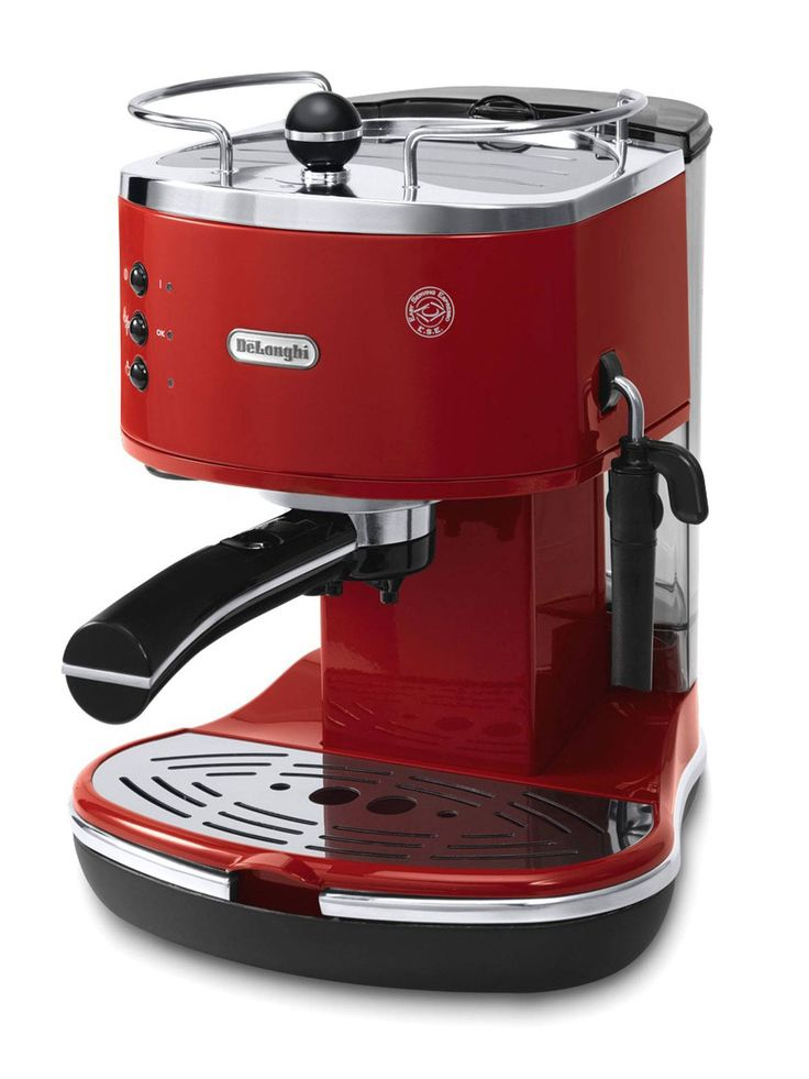 The 10 Best espresso machines (se'ass'ly ned one'a thez. red. no other col laz allowed.) (jk only if the maker is better. not red can be tolerated)