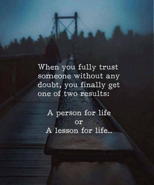 LIFE QUOTES : When you fully trust someone.. —via https://ift.tt/2eY7hg4 – LWalker