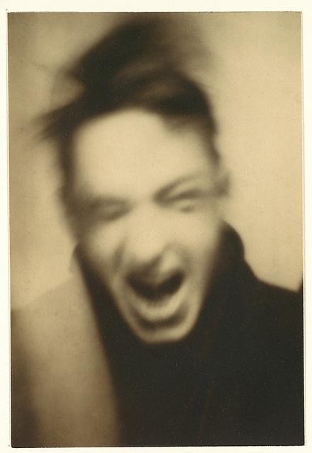 Self Portrait, 1927, by Walker Evans
