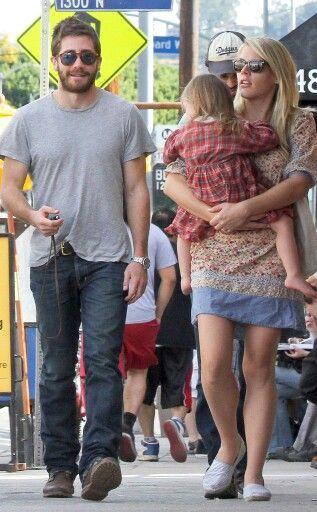 Jake Gyllenhaal & Busy Philips