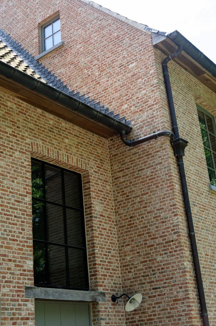 Best 275 belgian homes images on pinterest other - Small belgian houses brick ...