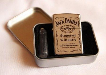 Jack Daniels öngyújtó