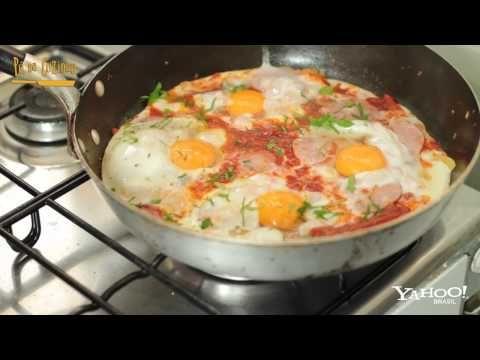 Receita Rápida e Simples Com Ovos - Dicas Online