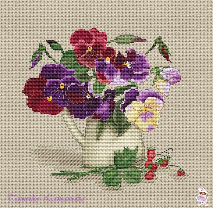 (89) Gallery.ru / ...весенний-2 - Цветочная поляна - tamriko-lamara
