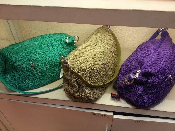 Dowa's colorful bags from Yogyakarta