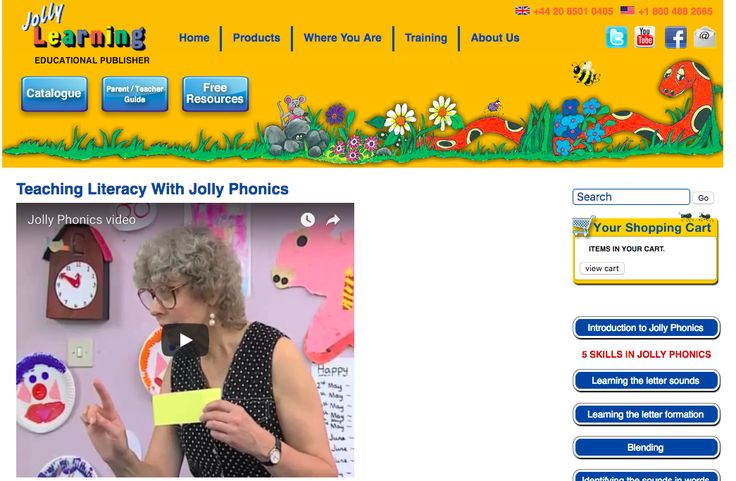 Phonics instruction is complex, so as a new teacher it can be helpful to use an established and effective program as part of a comprehensive approach to literacy instruction. Jolly Phonics, a well-designed, multi-sensory program that introduces letter sounds in a useful order and teaches phonemic awareness and letter formations is a method I would incorporate into my balanced approach to literacy learning.
