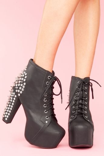 Spike Platform Boot  C$187.18