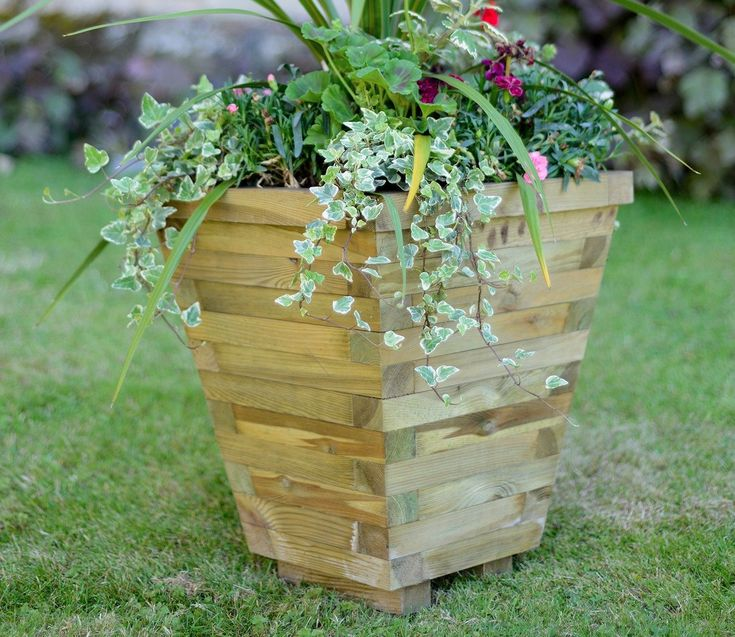 76 Best Images About Wooden Planters For Sale At
