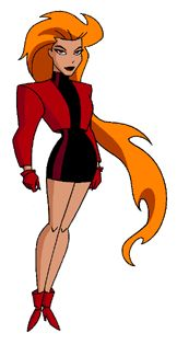Volcana (Claire Selton) | The Ultimate DC Comics Hero ...