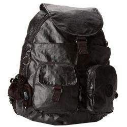Cheap Kipling - Firefly Backpack (Lacquer Black) - Bags and Luggage online - Zappos is proud to offer the Kipling - Firefly Backpack (Lacquer Black) - Bags and Luggage: Take the Firefly Backpack from Kipling with you on your next adventure.