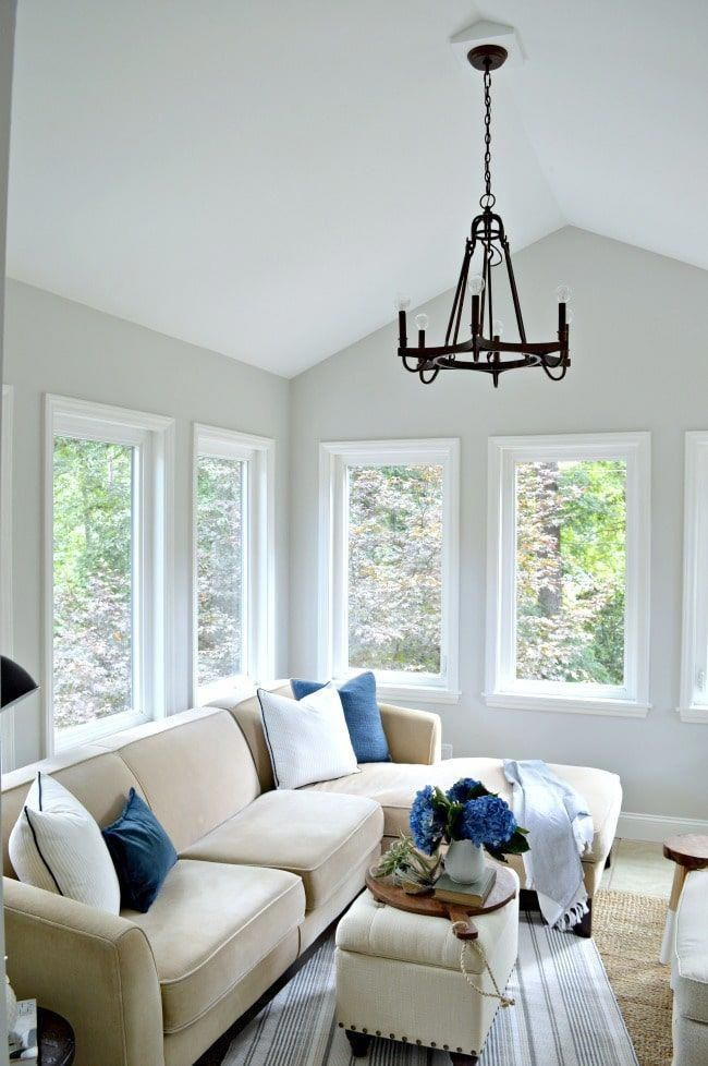 Small Sunroom Decorating Ideas on a Budget ...