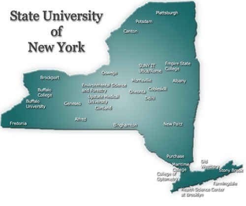 List Cities In Upstate New York