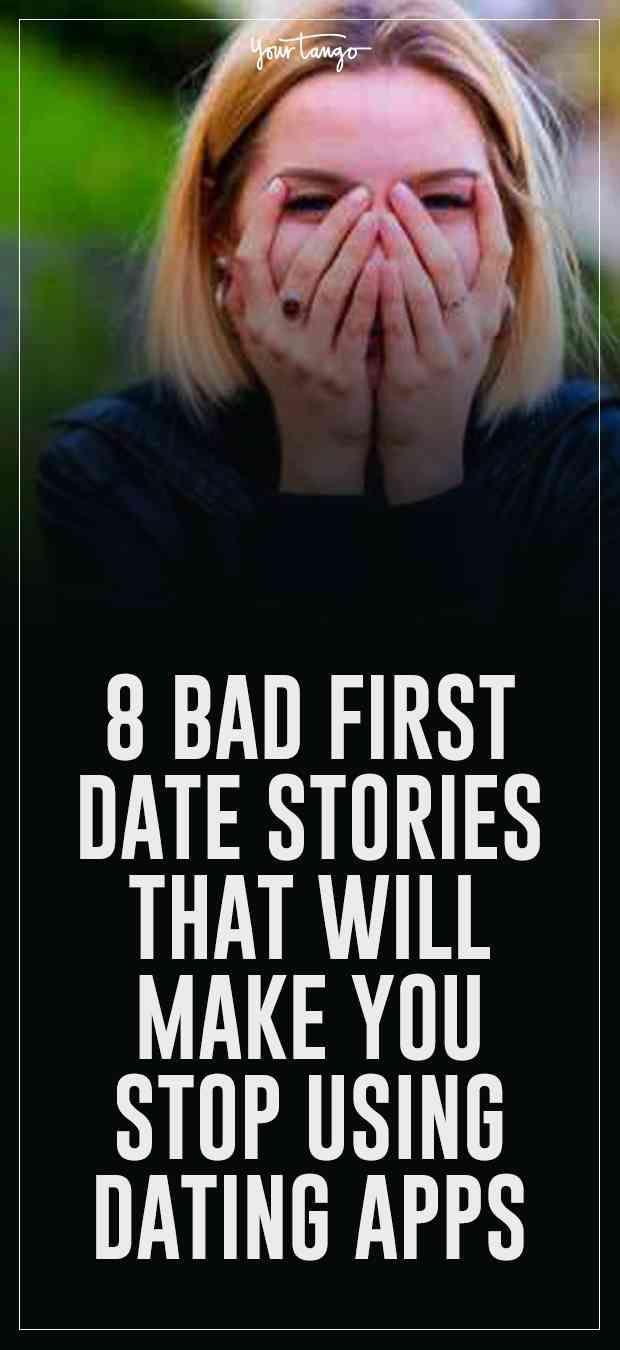 nightmare dating stories