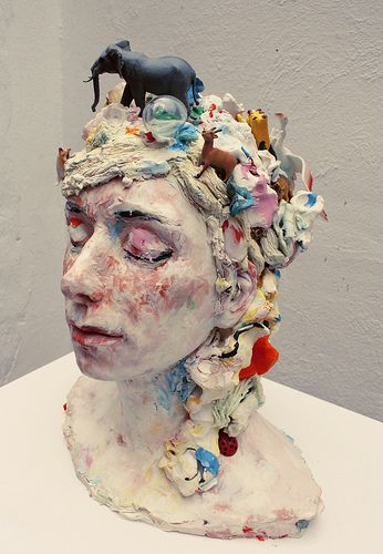 Busto blanco (by luciana Novo)