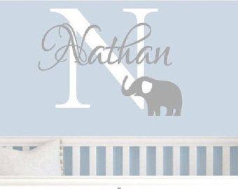 Best 25+ Elephant Wall Decal Ideas On Pinterest   Elephant Decorations,  Elephant Bedding And Elephant Nursery Boy
