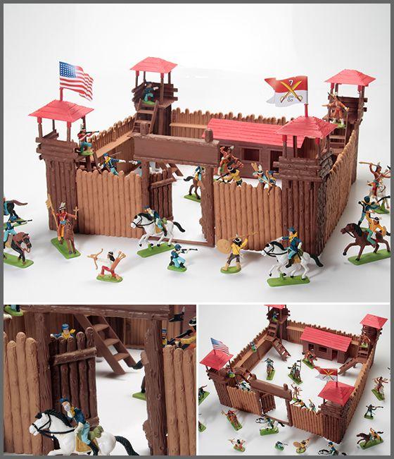 Forte Apache é um brinquedo dos anos 50, produzido até hoje e que acumula milhares de fãs. Delicie-se com esta história de faroeste em minias.com.br
