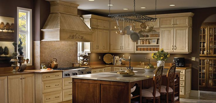 Kitchens Design, House Design, Design Ideas, Kitchens Islands, Schuler