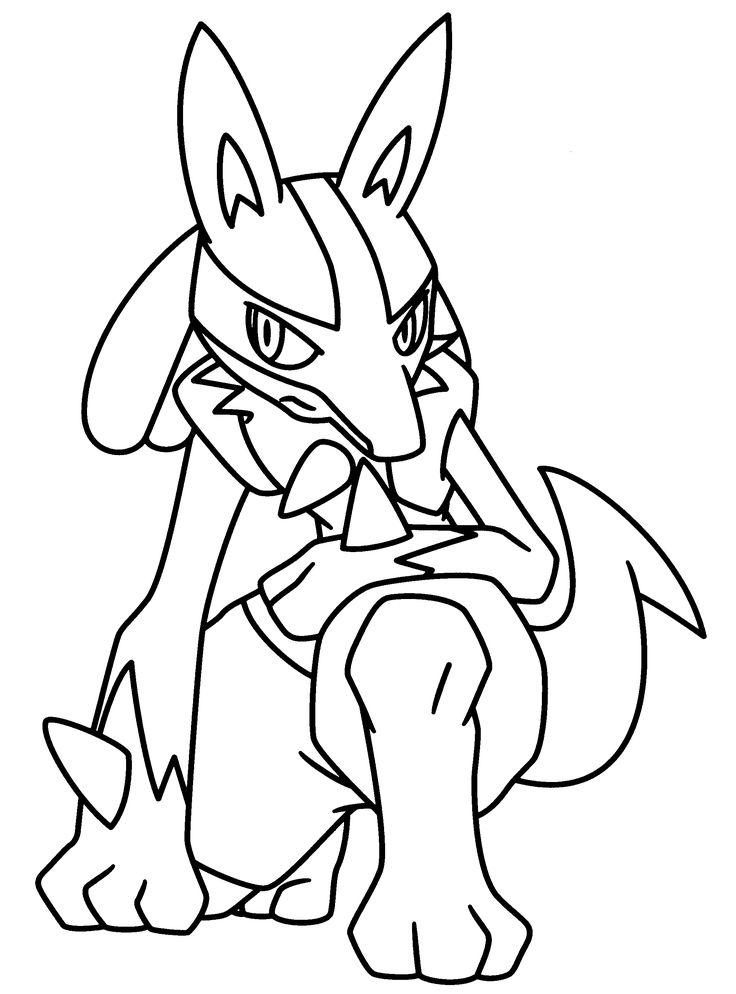 63 best Pokemon Coloring Pages images on Pinterest Pokemon
