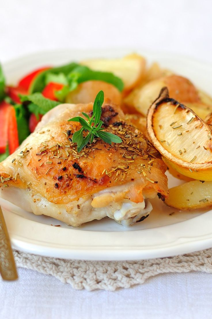 Lemon Chicken Breasts Recipe for Busy Cooks