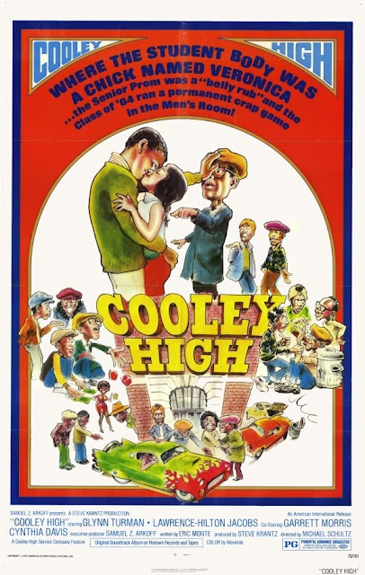 Cooley High...I have the soundtrack on vinyl