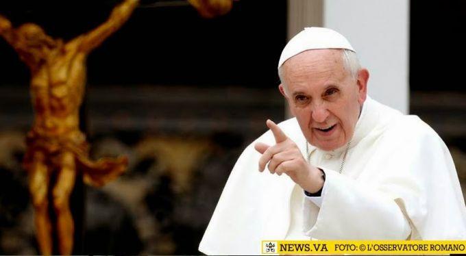 Papa Francisco: La corrupción es un mal más grande que el pecado