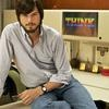 """jOBS,"" the indie film about former Apple CEO Steve Jobs, will arrive in theaters in April, the movie's distributors announced. It stars Ashton Kutcher."