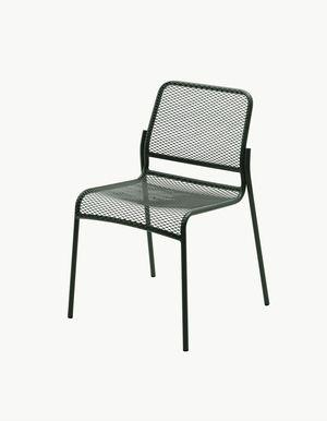 Pot 1395002 mira chair  hunter green 01