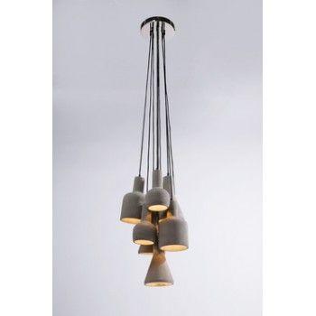 Retro hanglamp Massy 9