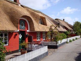 Nordby, Fanø, Denemarken