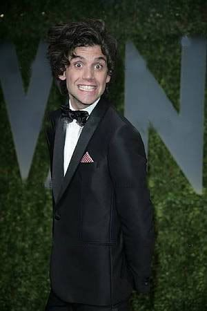 Mika Vanity Fair Oscar Party 2009