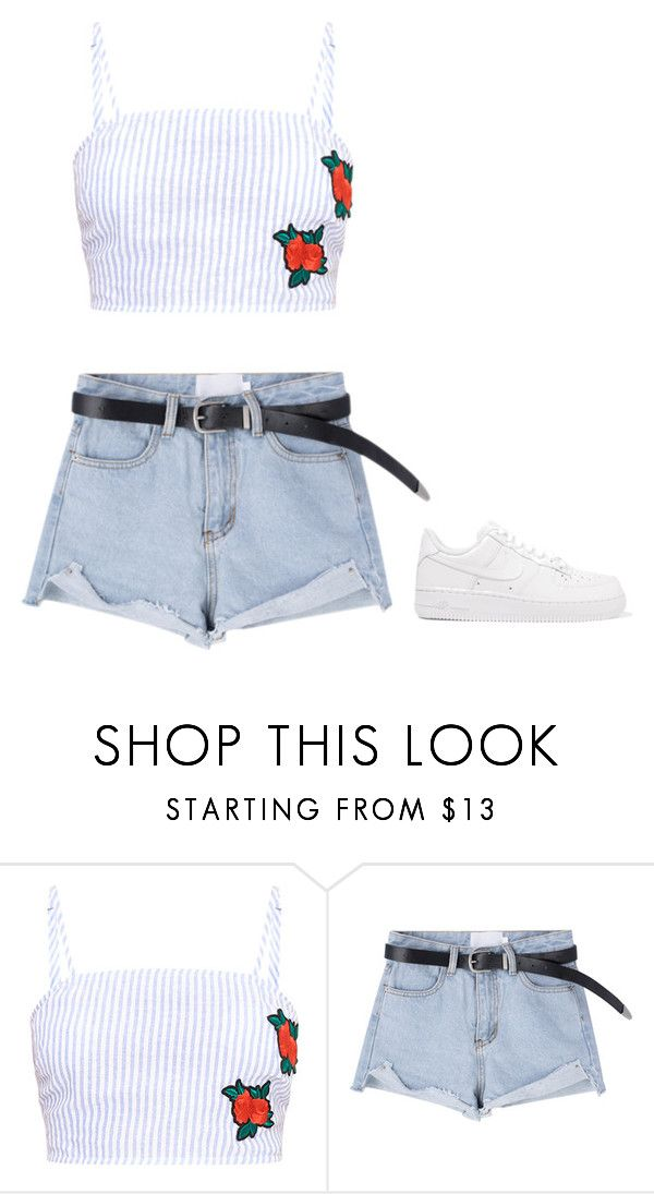"""""""My style pt. 7"""" by ifrancesconi on Polyvore featuring NIKE"""