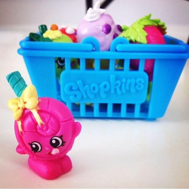 Lolli poppins Shopkin Shopkins Pinterest