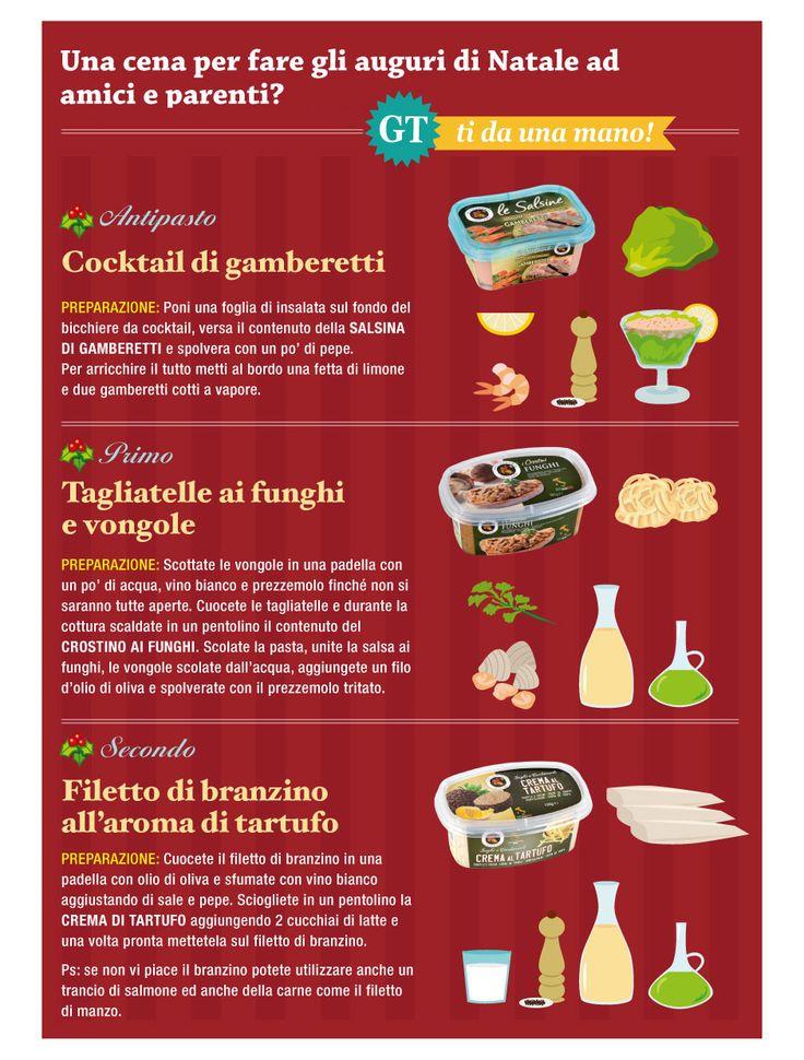 Cena di #Natale #ricetta #cibo #toscana
