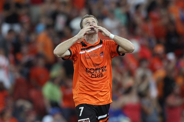 Besart Berisha the Villan of the A-League Grand Final